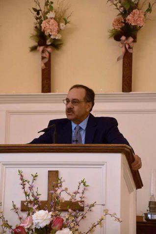 Pastor Daniel Casieri